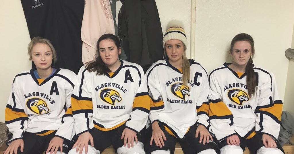 The Blackville Talon: Eagles Make History Again: Senior