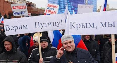18 марта – годовщина незаконной аннексии Крыма Россией