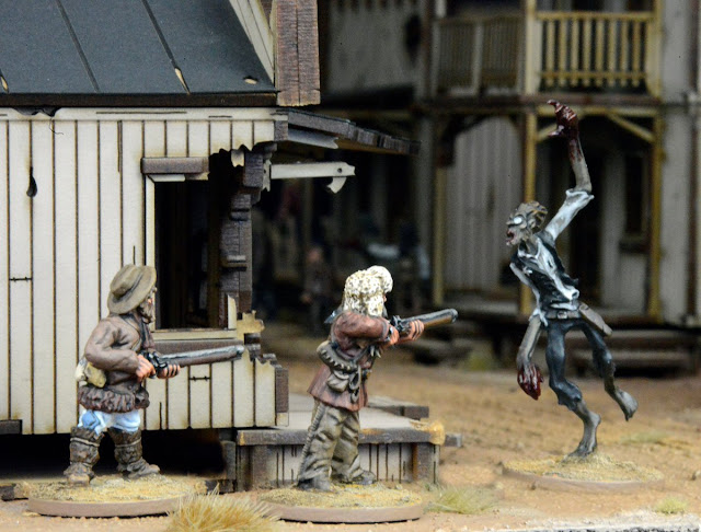 Great Escape Games: New The Curse of Dead Man's Hand - Wild West Horror Creatures
