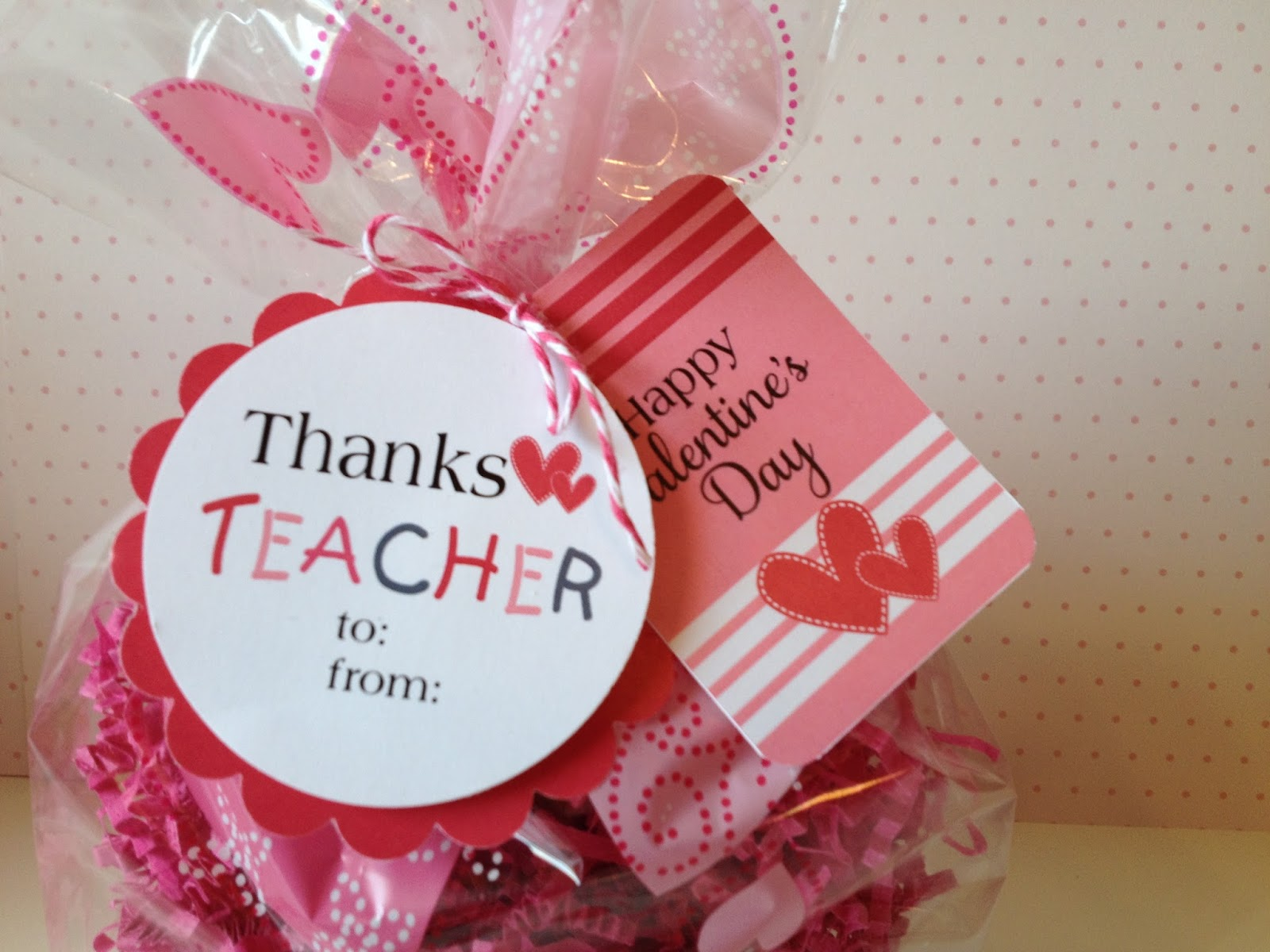 It S Written On The Wall Valentine S Day Gift Tags For Teacher