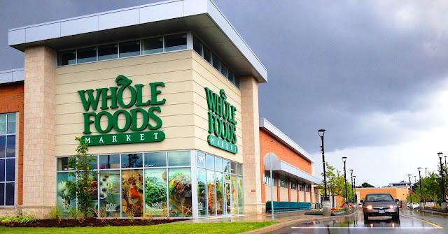 Whole Foods, a rede de supermercado de produtos naturais e orgânicos é a mais nova aquisição da Amazon