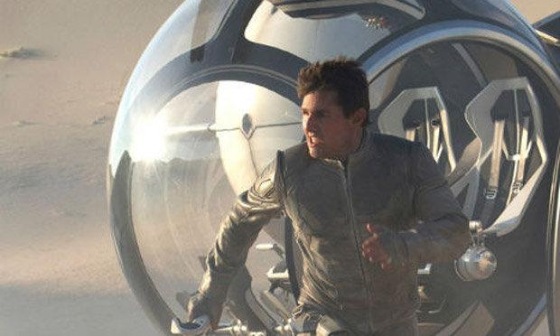 Oblivion Film Kino Trailer