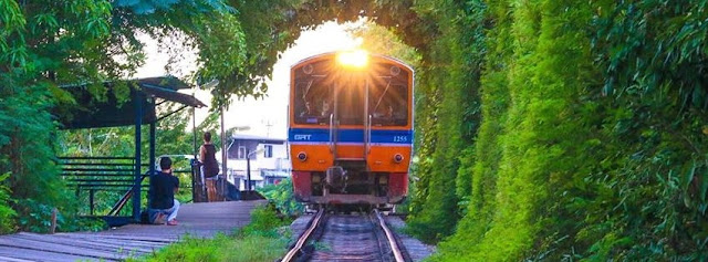 "Facebook Cover Photos ""Train Thailand"""