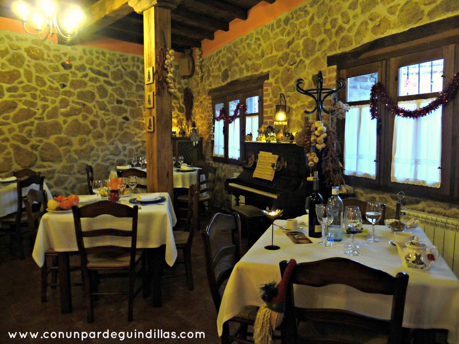 Restaurante La Garza Real