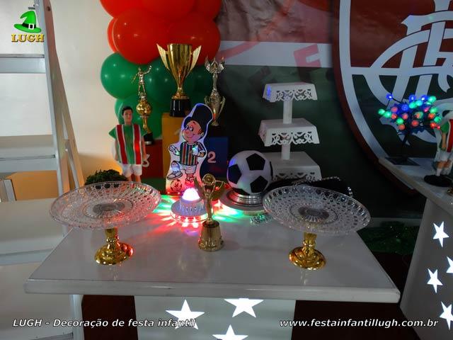 Festa Fluminense - Decoração de aniversário infantil