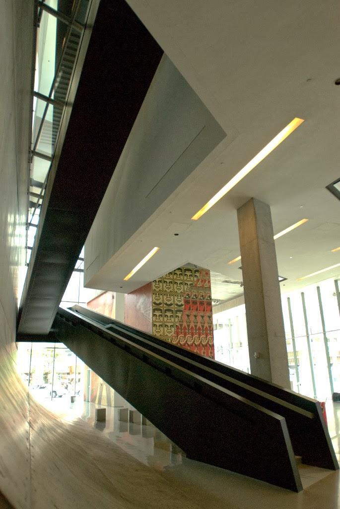 CAC Cincinnati de Zaha Hadid