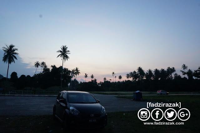 Pantai Mersing Johor