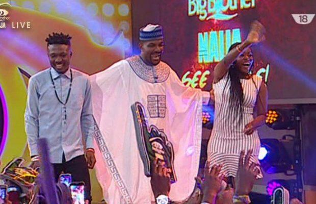 Reuben Abati- Big Brother Naija