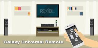 Aplikasi Galaxy Universal Remote 4.1.3 Apk