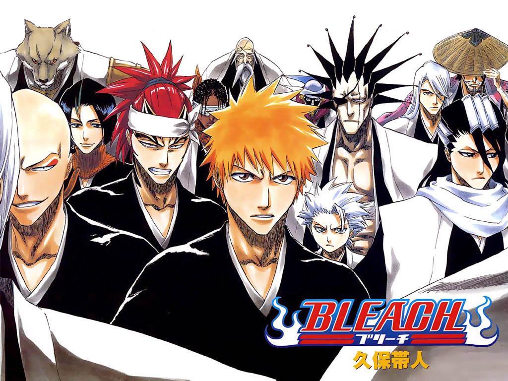 Animes Sama: Download Bleach Completo HD