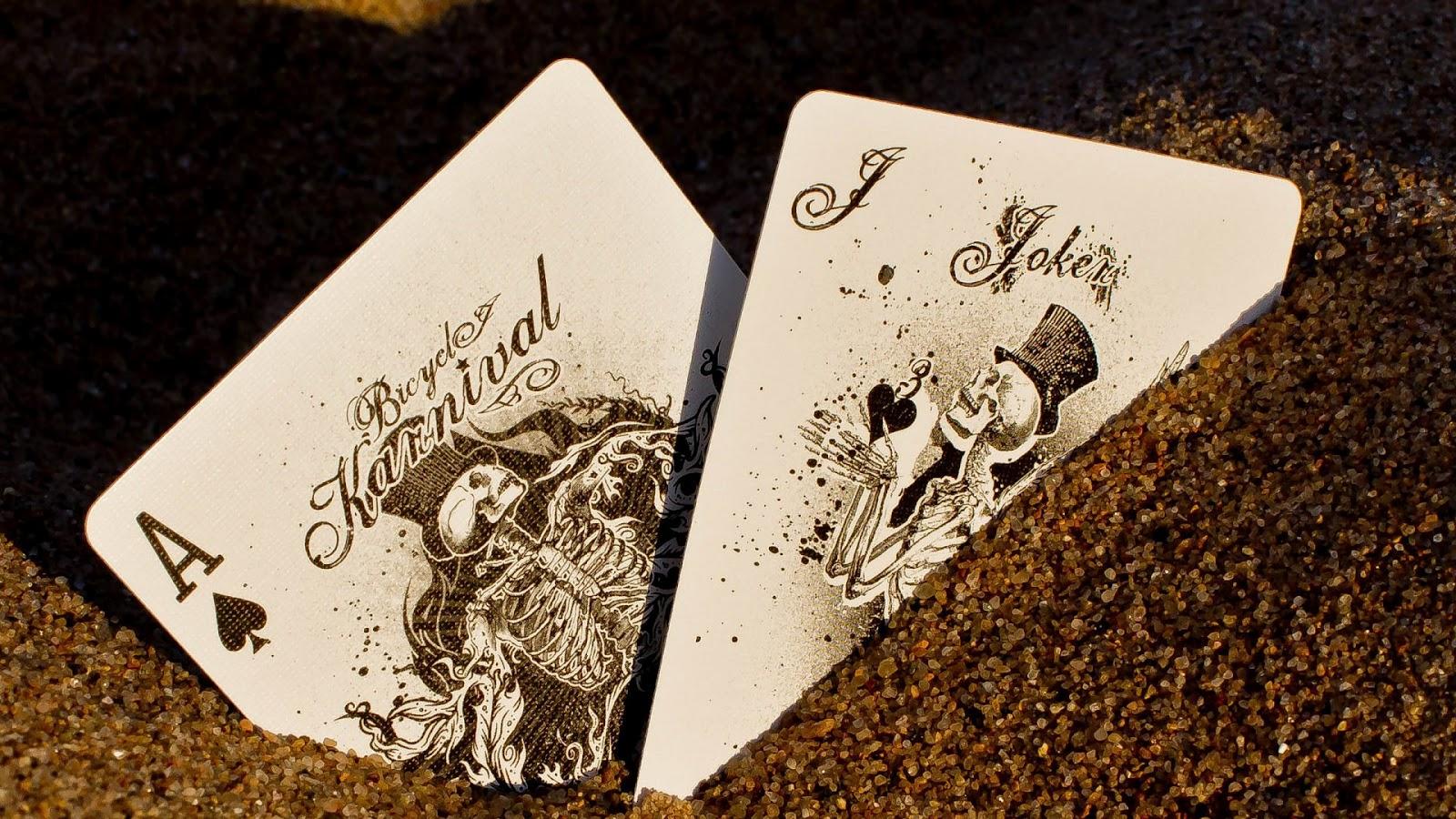Karnival joker game cards mystery wallpaper - Cool card wallpapers ...