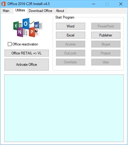 Office 2013-2016 C2R Install 4 5 - VarunPc