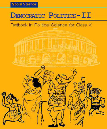 Democratic Politics : Download ncert-cbse social science pdf