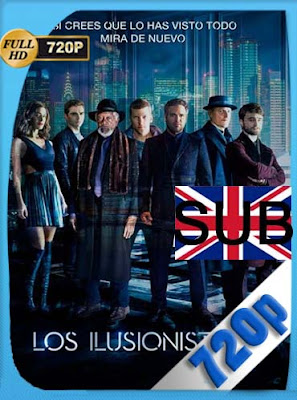 Los Ilusionistas 2 (2016)HD [720P] sustitulado [GoogleDrive] DizonHD