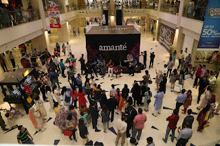 amanté opens in first boutique in Pakistan at Dolman Mall, Karachi