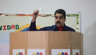 Venezuela: Maduro wins municipal, but without opposition