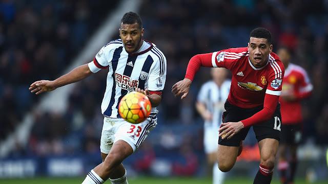 Video Cuplikan Gol Man United 0-1 West Bromwich | Liga Inggris Pekan 34