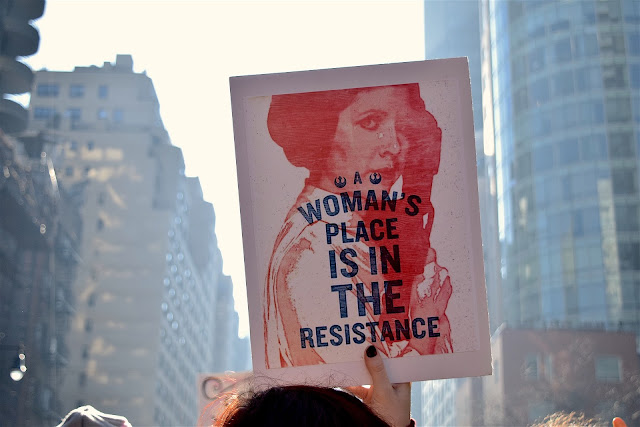 Womens Resistance