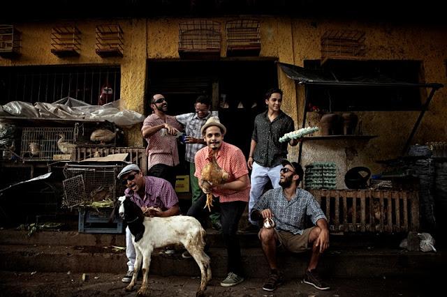 Vale do Ribeira recebe a Banda Fim de Feira   para lançamento de DVD comemorativo