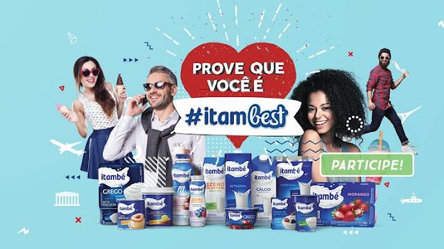 Promoção Itambé - Concurso Prove que você é um Itambest