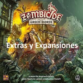 Zombicide Green Horde (Extras y Expansiones) El club del dado Pic3564805