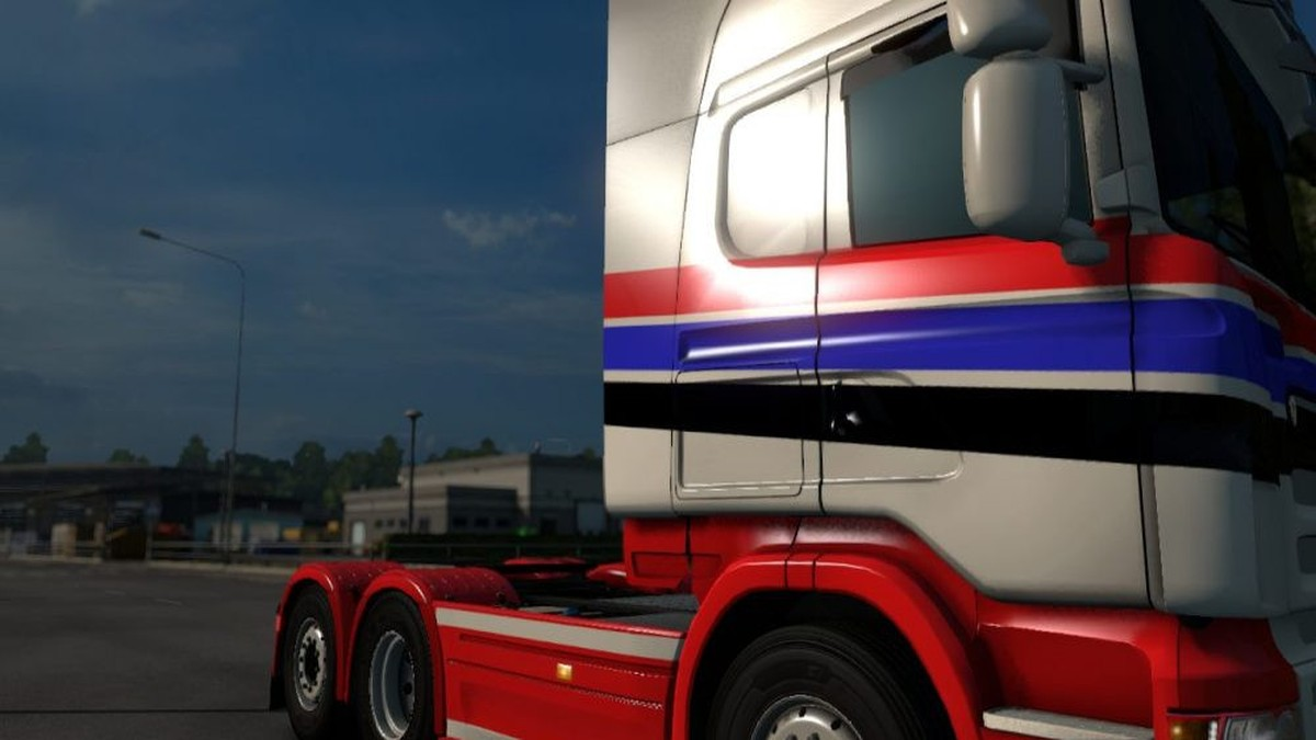 Dutch Style for Scania RJL