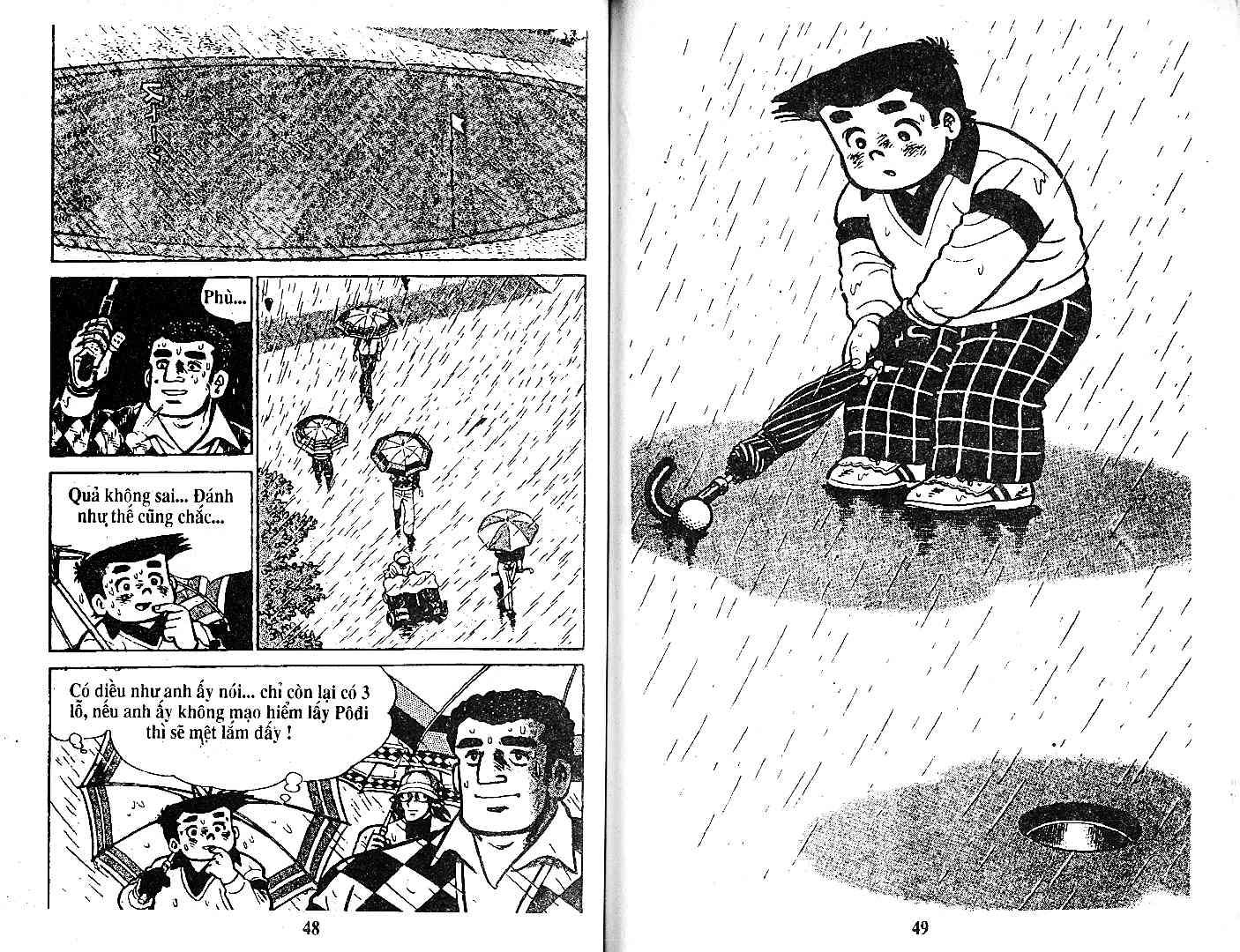 Ashita Tenki ni Naare chapter 27 trang 23