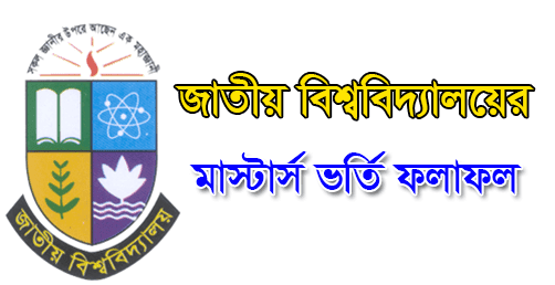 Masters Admission Result 2018