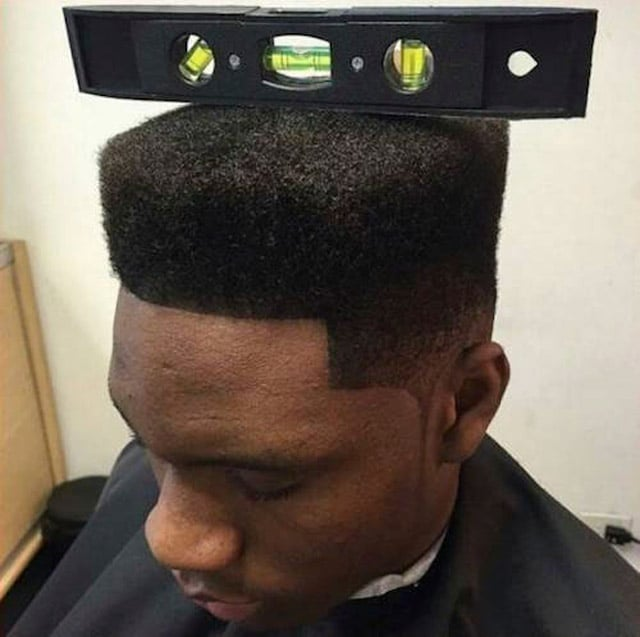 When Your Barber Has A 2 PhD's In Shaving Hair (10 Hilarious Photos)