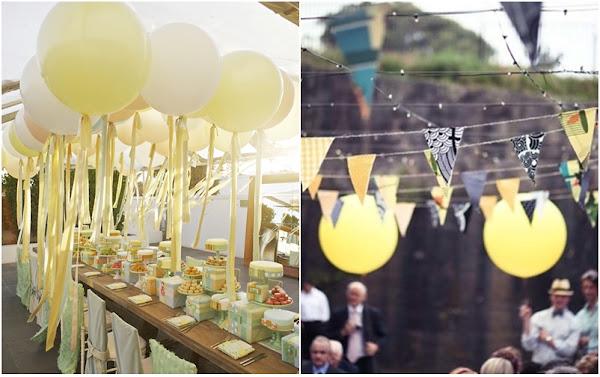 Decora tu boda con globos preparar tu boda es - Decora con globos ...