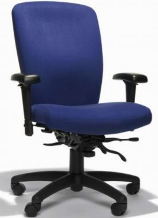 RFM Seating Ray Managers Chair