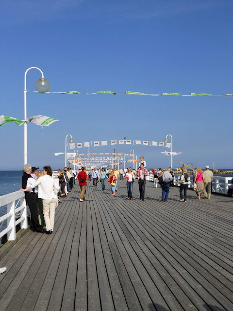 Things to do in Sopot. Walk the Baltic's longest wooden boardwalk