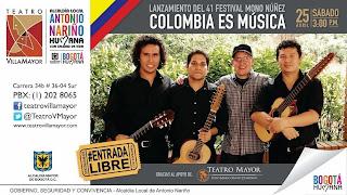 Lanzamiento Festival Mono Nuñez No.41 (2015)