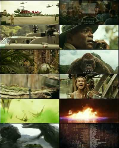 Kong 2017 Hindi Dubbed 300mb Movie Download DVDCam