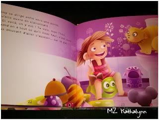 Livre pour enfants dyslexiques