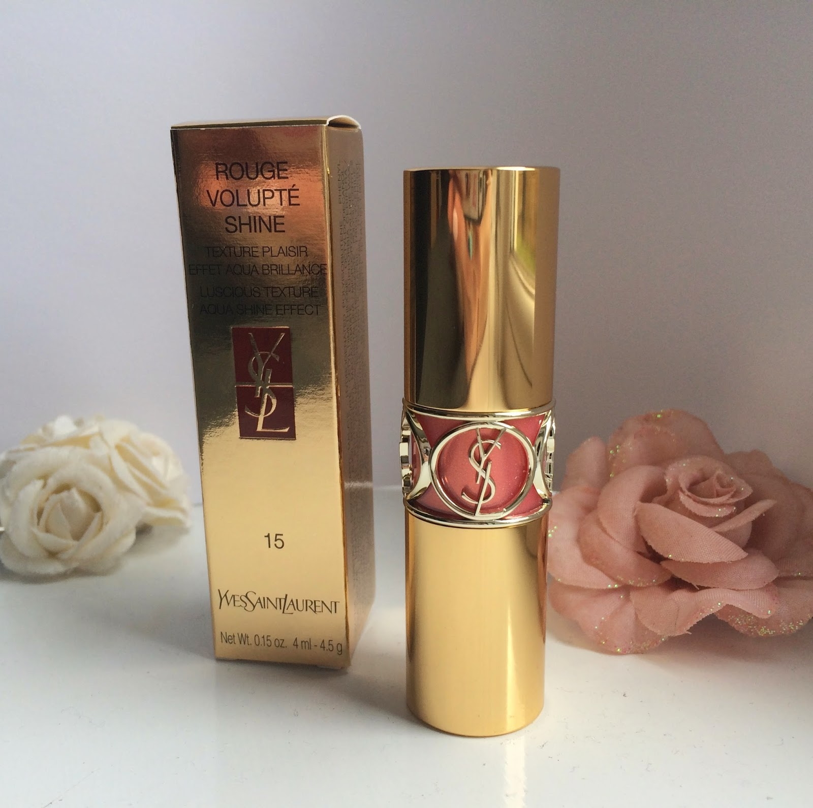 ysl-Rouge-Volupte-Shine-lipstick-15-Corail-Intuitive