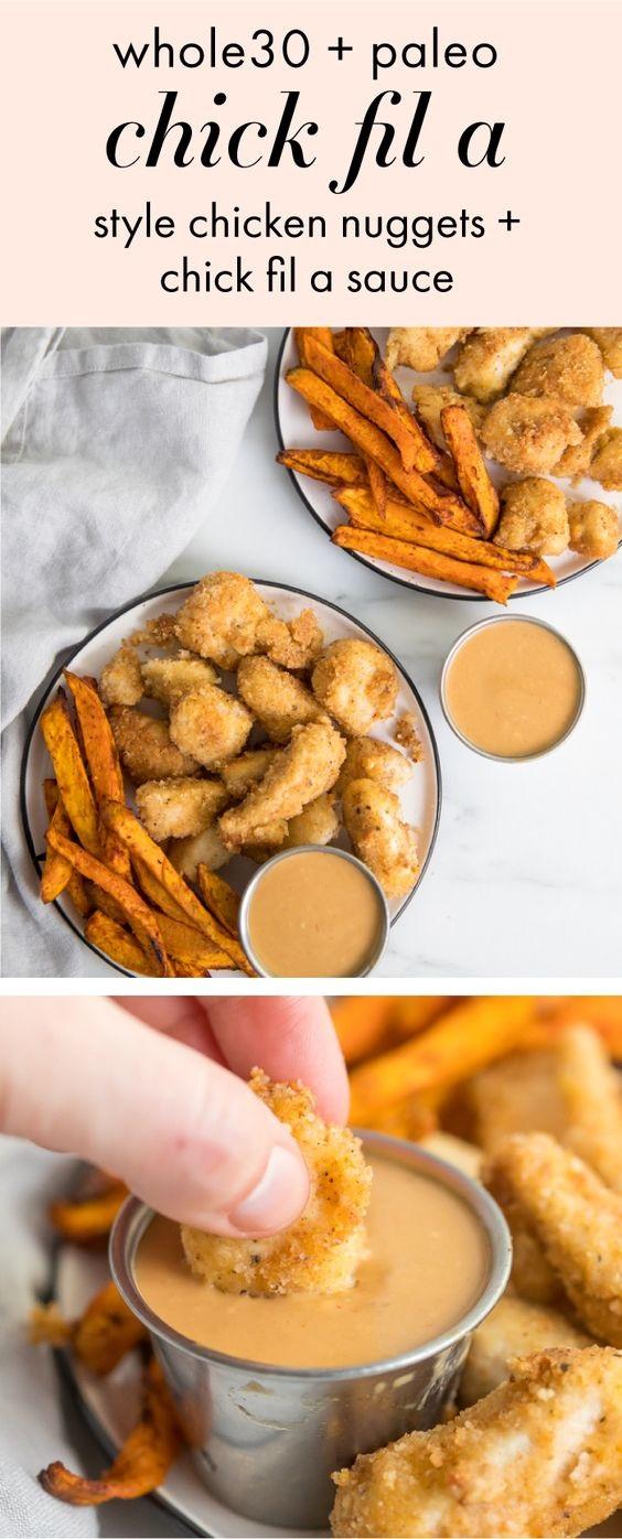 Whole30 Chicken Nuggets Recipe