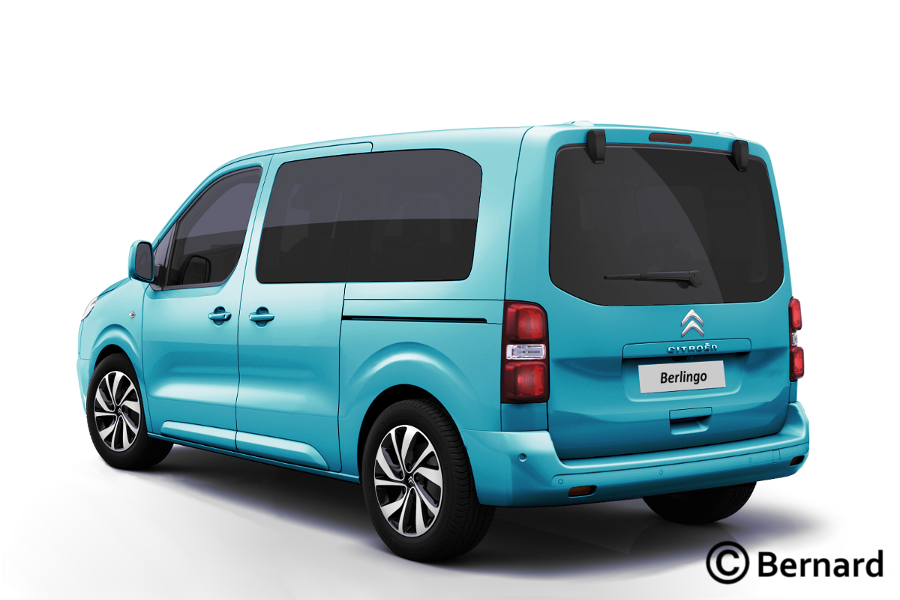 4281861b96 BERNARD CAR DESIGN  2018 Citroen Berlingo