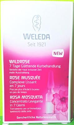 Concentrato Levigante in 7 Giorni alla Rosa Mosqueta di Weleda