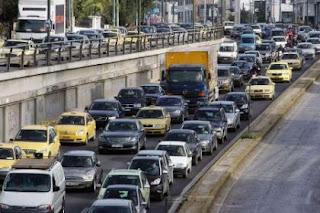 ingolfati nel traffico
