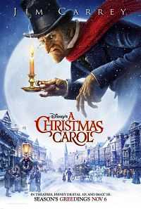A Christmas Carol (2009) Gujarati - English 300mb BRRip