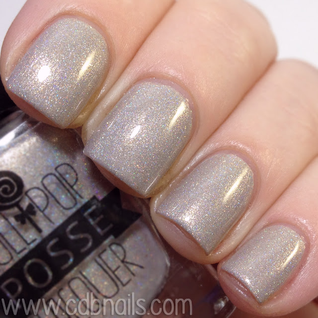 Lollipop Posse Lacquer-The Meadow Grass