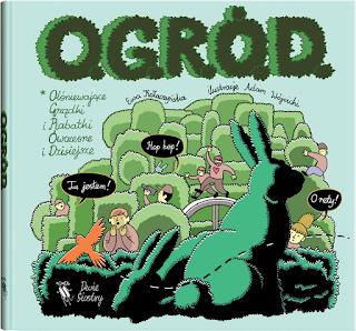 O.G.R.Ó.D książka