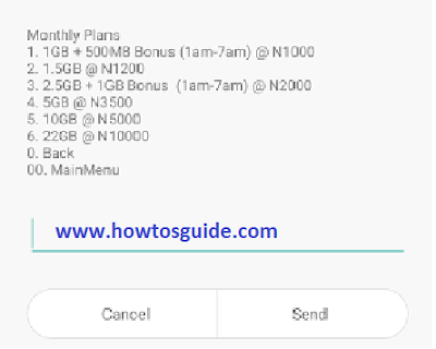 MTN 1.5GB For N1,200 Monthly Data Plan Subscription Code