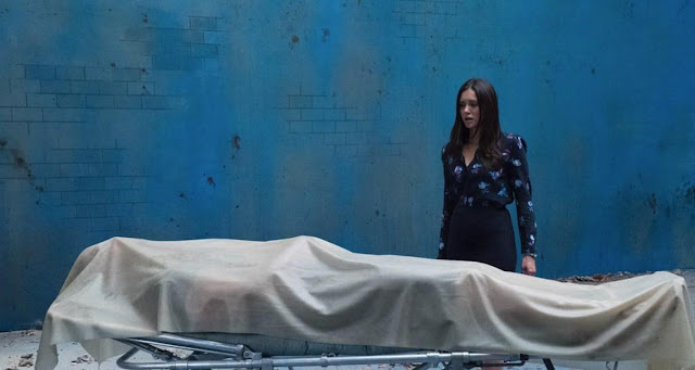 LOOK: New FLATLINERS Posters Present an Ominous Warning About Playing with Death