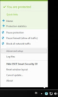 Crack ESET Smart Security 10 dengan TNod 1.6.1 Beta