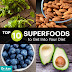 Top 10 healthiest food in the planet REVEALED!