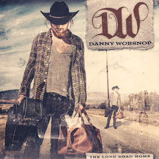 Danny Worsnop - The Long Road Home (2017) - Album Download, Itunes Cover, Official Cover, Album CD Cover Art, Tracklist