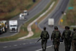 Estradas federais não têm mais nenhum ponto de manifestação, diz PRF
