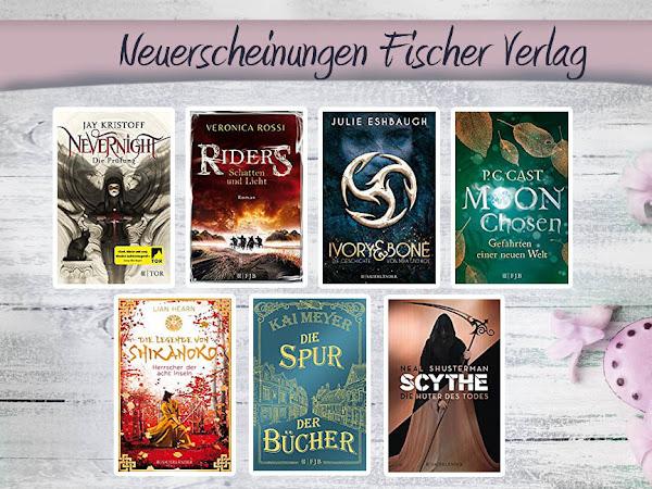 [NEUERSCHEINUNGEN] Fischer Verlag